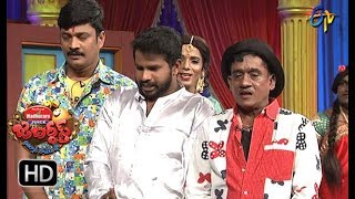 Hyper Aadi, Raising Raju Performance | Jabardasth | 15th February 2018  | ETV  Telugu