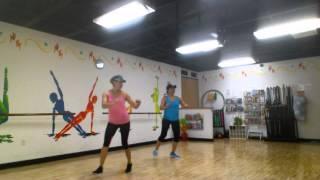 Mueve tu cadera(cumbia) - Mirna Rodriguez Zumba