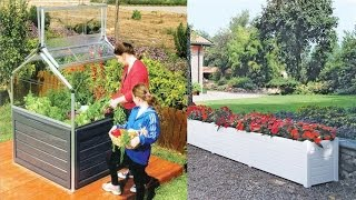 The Biggest Selection Of Cheap Raised Beds & Raised Garden Bed Kits For Flowers & Vegetables Garden