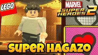 LEGO Marvel Super Heroes 2 PT BR - CRIANDO O SUPER HAGAZO (CRIADOR DE PERSONAGENS)