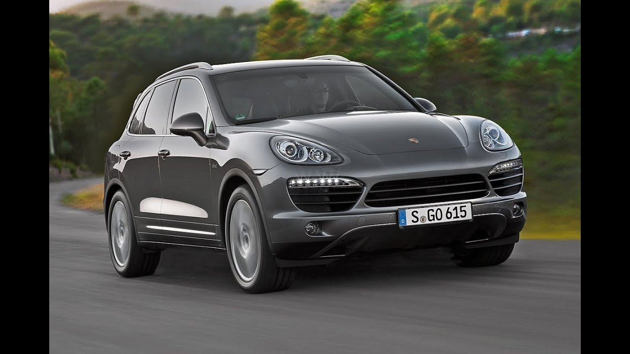 porsche cayenne diesel 2010 mit dem sport suv auf spritsparfahrt youtube. Black Bedroom Furniture Sets. Home Design Ideas
