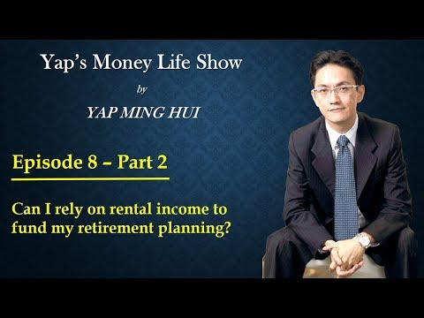 #8 Part 2 - Can I rely on rental income to fund my retirement planning?