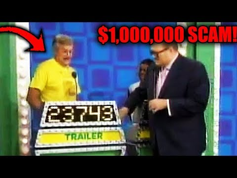 Top 5 Biggest GAME SHOW CHEATERS Who Got EXPOSED!