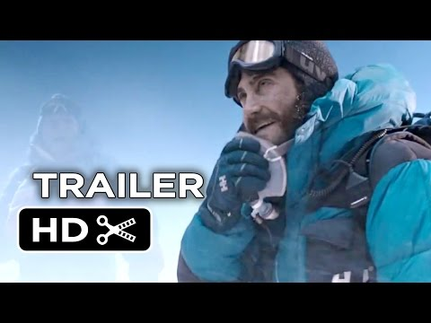 Everest International TRAILER 1 (2015) - Jake Gyllenhaal, Jason Clarke Nature Drama HD