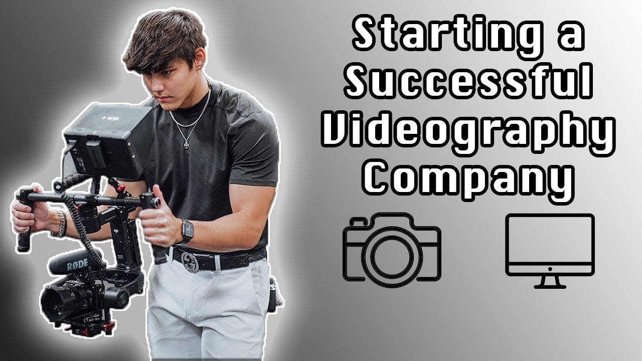 Starting a Successful Videography Company at 19 Years-Old *How I Did It*