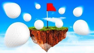 9999% НЕВОЗМОЖНО ПРОЙТИ! КАК МЫ СДЕЛАЛИ ЭТО? ЧУДОМ ПОПАЛИ В МЕГА СЛОЖНУЮ ЛУНКУ В ГОЛЬФ ИТ (Golf It)