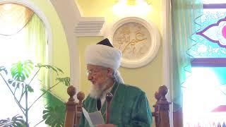 Проповедь Верховного муфтия от 30 марта 2018 года в Первой соборной мечети города Уфы