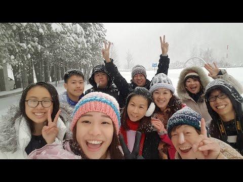 Hokkaido Winter - Travel log
