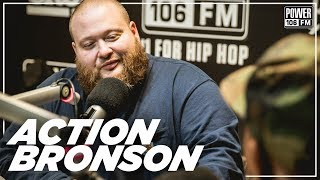 Action Bronson On His Issues w/ Viceland, White Bronco Album & Changing His Diet