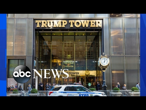 Department of Defense Seeks Space at Trump Tower