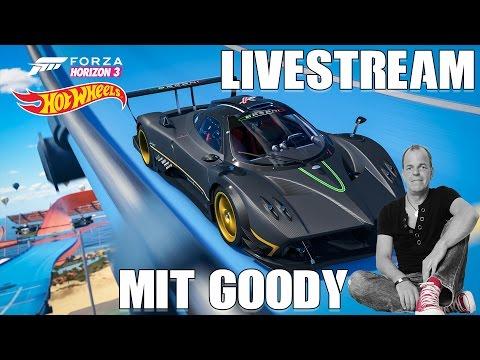 Livestream - Forza Horizon 3 Hot Wheels Expansion