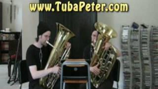 Oompa Loompa Song Tuba Duet + sheet music