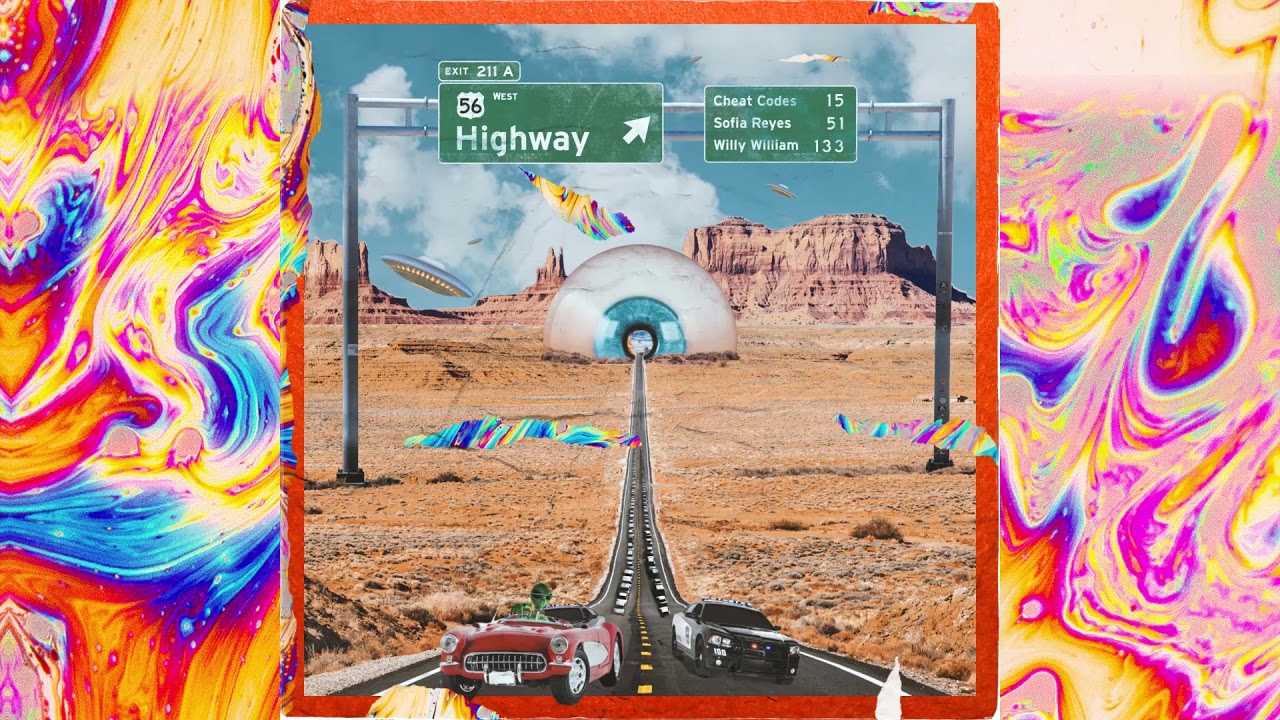 Cheat Codes, Sofia Reyes & Willy William Release 'Highway