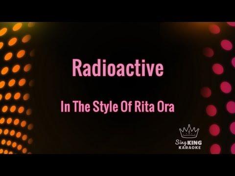 Rita Ora - Radioactive (Karaoke Version)