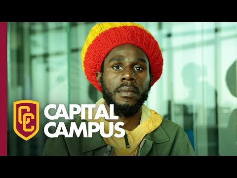Chronixx speaks on getting back to his African roots and legalizing the herb