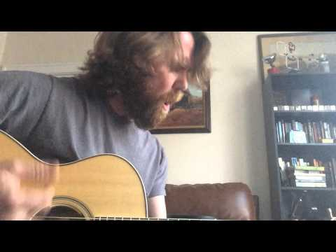Into The Mystic cover (Van Morrison) by Erick Sims of Midnight Reveille