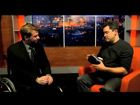 Talking Points Interview with Dan Pacheco about virtual reality