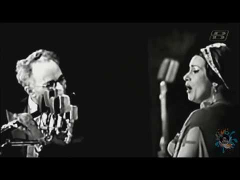 Yma Sumac live demontration C6 - Ab7