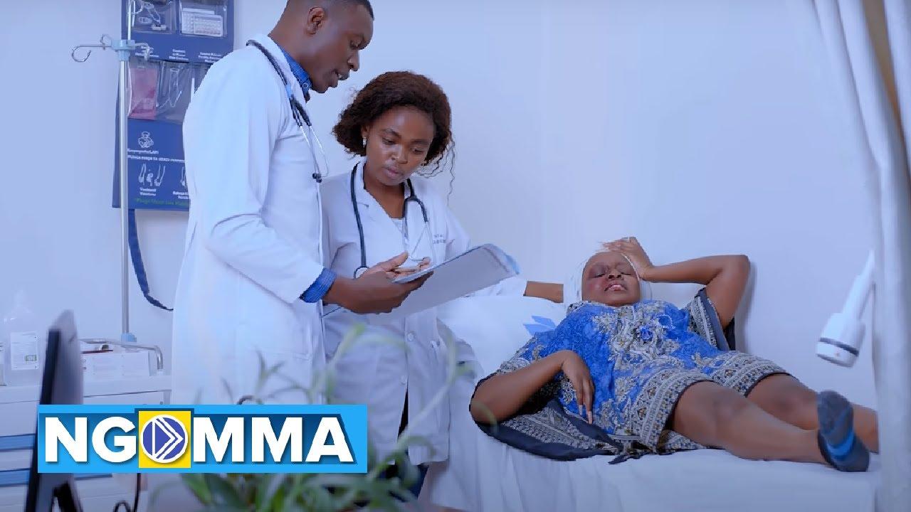 "ROHO MBAYA BY NADIA MUKAMI (OFFICIAL VIDEO) Sms ""SKIZA 5802878"" TO 811"