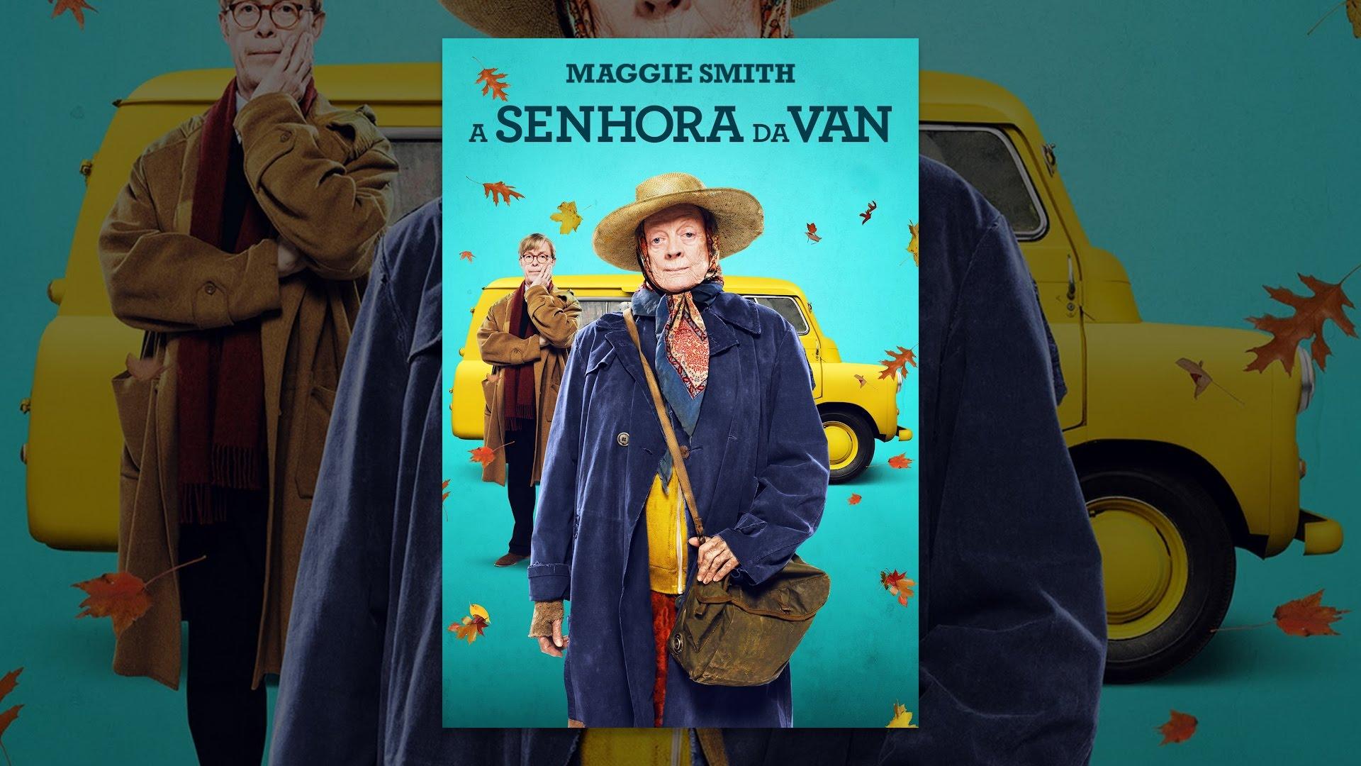 Morar em uma Van - A senhora da Van