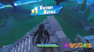 Decent Fortnite Solo Win! Fate Skin Gameplay