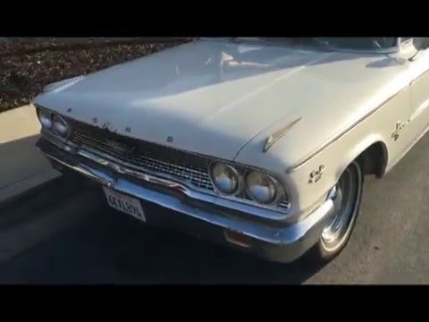 1963 Ford Galaxie 500 XL For Sale in Irvine, CA on ...