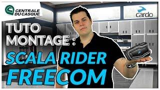 Tuto : installer un Bluetooth Cardo Scala Rider Freecom