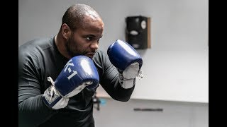 Daniel Cormier's 2nd Week Of Training Camp For UFC 230
