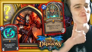 New Expansion? New SMOrc! Pirate Galakrond Warrior Making The Rounds   Descent of Dragons