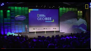 2019 National Geographic GeoBee Final