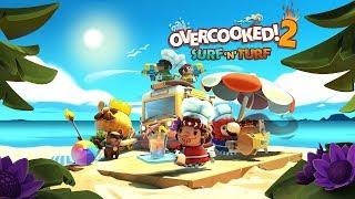 Machaj Wiosłem ! Overcooked 2 Surf 'n' Turf #03 w/ Madzia, GamerSpace, Tomek90