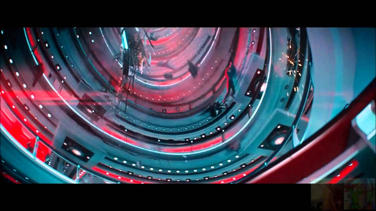 Fall Down Wallpaper Star Trek Into Darkness Enterprise Falls Helplessly Youtube