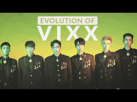 The Evolution of VIXX (빅스) - Tribute to K-POP LEGENDS