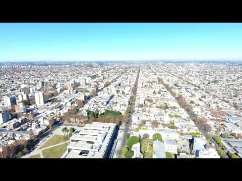 Rosario 4K - drone (Argentina 2017)