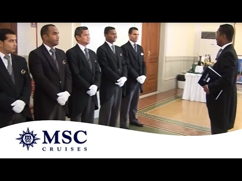 MSC Fantasia Ship Review with John Cooper