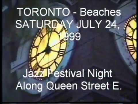 TORONTO - Beaches Jazz Festival 1999
