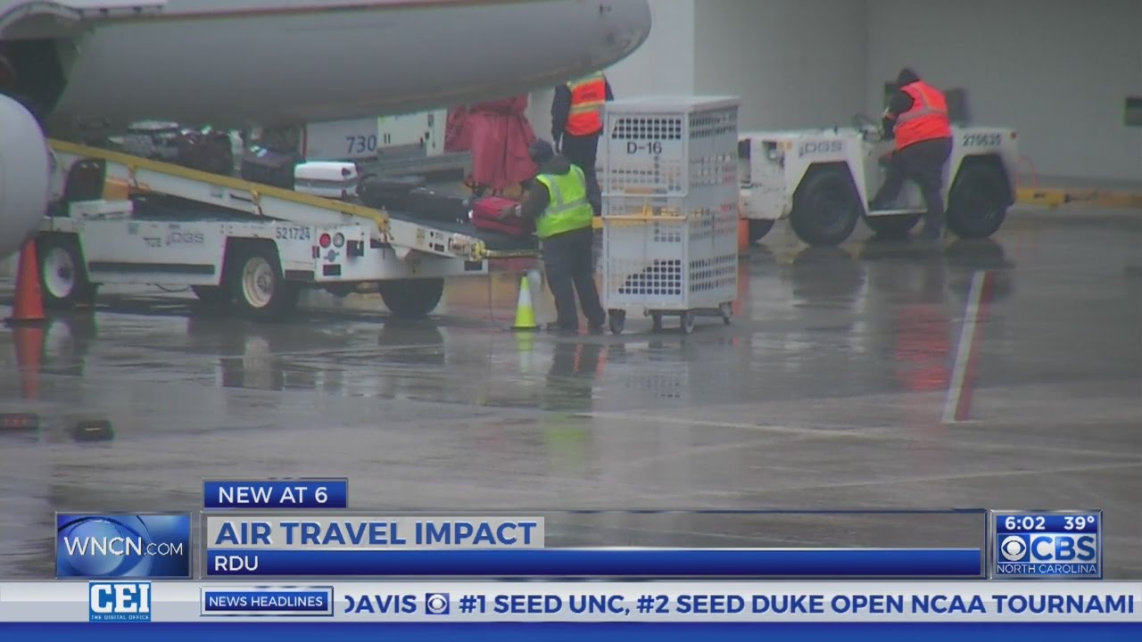 Flights canceled out of Eastern NC due to Irma