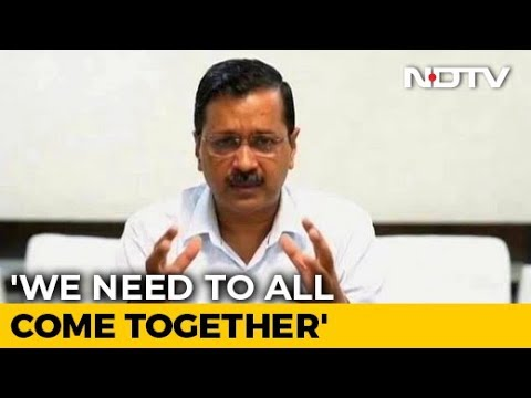 """""""It's About Our Kids' Health, Future"""": Arvind Kejriwal On Delhi Pollution"""