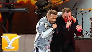 Sin Bandera - Amor Real - Festival de Viña del Mar 2017 HD 1080P