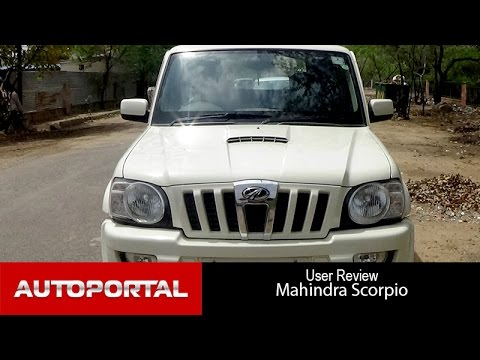 Mahindra Scorpio User Review - 'best suv' - Autoportal