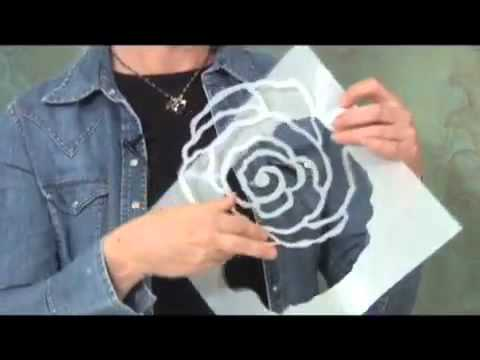 Royal Design Studios How to Stencil with Stencil Impressions.mp4