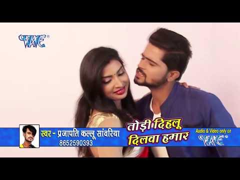 हाथे दबावे देवरा रोजे - Todi Dihalu Dilawa Hamar - Prajapati Kallu Sawariya - Bhojpuri Hot Song 2017