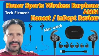 Honor Wireless Earphone | AM61 Sports | Unboxing | Honest Review