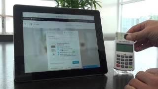 Draadloos aanmelden met eID op je smartphone of tablet
