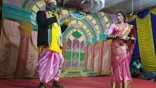 Chintamani Drama by pudi kesavulu reddy part1