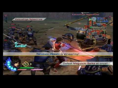 Samurai Warriors 3 -  Yukimura's Story 5 - The Osaka Campaign