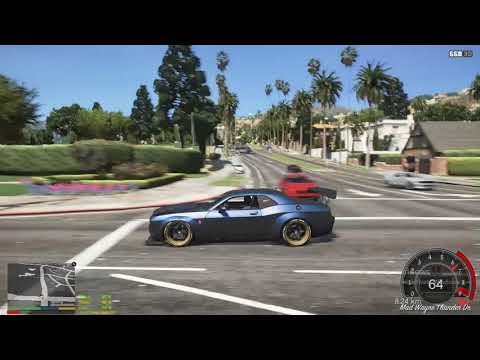 GTA 5 Part Time Job Mod Episode 1 searching for fuel stations Twitch Stream