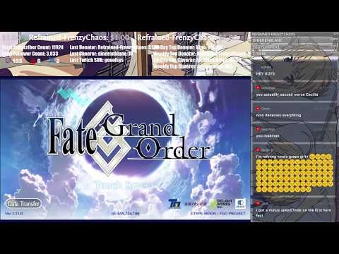 【Fate/Grand Order】 Kara no Kyoukai Story - Heading to the Roof! Come Chat and Chill! :D