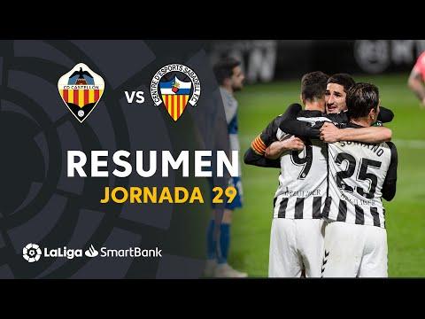 Castellon Sabadell CE Goals And Highlights
