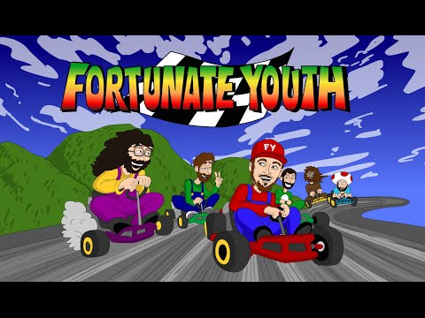 Fortunate Youth - Midnight Lover (Official Music Video)